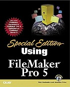 Using FileMaker Pro 5