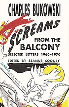 Screams from the balcony : 1960-1970