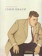Portraits by John Brack