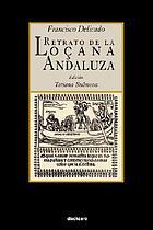 Retrato de la Loçana andaluza