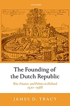 The founding of the Dutch Republic : war, finance, and politics in Holland, 1572-1588