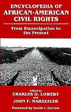 Encyclopedia of African-American civil rights : from emancipation to the present