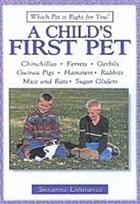 A child's first pet