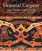 Oriental carpets and their structure : highlights from the V&A Collection