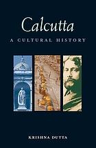 Calcutta : a cultural history