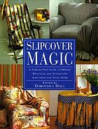 Slipcover magic