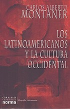 Los latinoamericanos y la cultura occidental