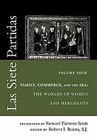 Family, commerce, and the sea the world of women and merchants