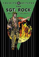 The Sgt. Rock archives. Volume 1
