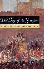 The day of the scorpion; a novel
