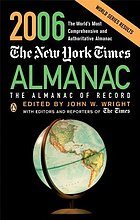 The New York times almanac