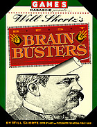 Games magazine presents Will Shortz's best brain busters