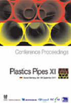 Plastics Pipes XI conference proceedings : Munich Germany, 3rd-6th September 2001