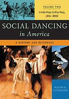 Social dancing in America : a history and reference