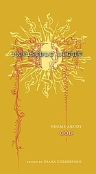 Invisible light : poems about God