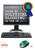 Iain Dale's Guide to political blogging in the UK : 2007-8