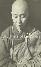 Daughters of emptiness : poems of Chinese Buddhist nuns