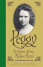 Before Scarlett : girlhood writings of Margaret Mitchell