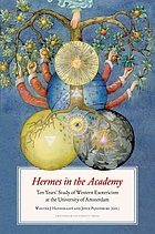Hermes in the academy : ten years' study of western esotericism at the University of Amsterdam