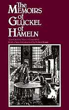 The memoirs of Glückel of Hameln