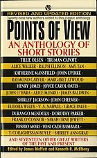 Points of view, an anthology of short stories