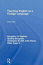 Teaching English as a foreign languageTeaching english as a foreign language