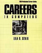 Careers in computers