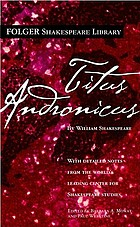 Shakespeare's Titus Andronicus : the first quarto, 1594, reproduced in facsimile from the unique copy in the Folger Shakespeare library