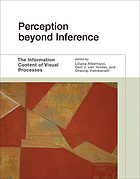 Perception beyond inference : the information content of visual processes