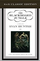 The blackboard jungle; a novel