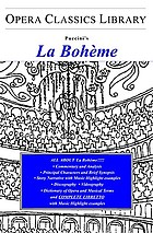 Puccini's La Bohème