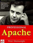 Professional Apache