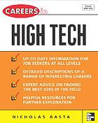 Careers in high tech