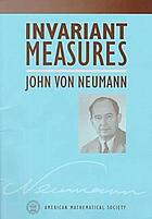 Invariant measures