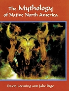 The mythology of native North America