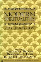 Modern spiritualities : an inquiry