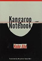 Kangaroo notebook : a novel