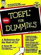 TOEFL for dummies