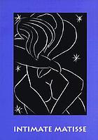Intimate Matisse