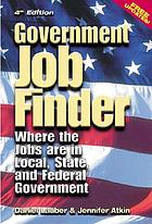 Government job finder