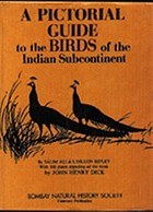 A pictorial guide to the birds of the Indian subcontinent