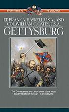 Gettysburg : two eyewitness accounts