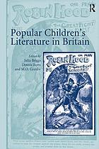 Popular children's literature in Britain