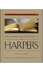 An American album : one hundred and fifty years of Harper's magazine