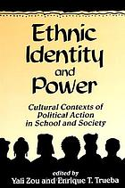 Ethnic identity and power : cultural contexts of political action in school and society