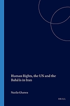 Human rights, the UN and the Bahá'ís in Iran