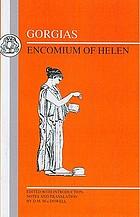 Encomium of Helen