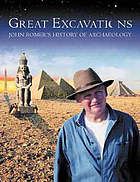 Great excavations : John Romer's history of archaeology