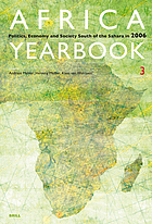 Africa yearbook Politics, economy and society south of the Sahara in 2006