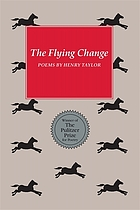 The flying change : poems